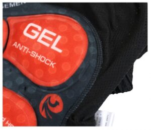 5D Gel Padded Cycling Shorts