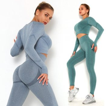 Yoga Clothing Set Sports